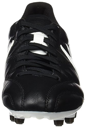 Nike Herren the Premier Fußballschuhe Schwarz (Black/Summit White-Orange Blaze)