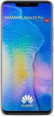Huawei Mate20 Pro Smartphone, 128 GB/6 GB, Dual SIM, West-Europese versie, zwart