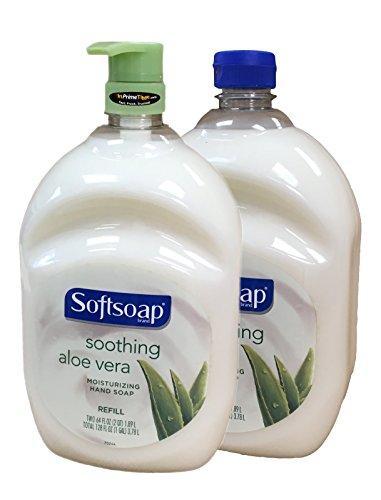 softsoap-aloe-vera-moisturizing-hand-soap-refill-64-fluid-ounce-bottle-bulk-pack-of-2-total-of-128-o