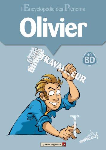 L'encyclopédie des prénoms tome 05 : Olivier