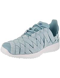 Nike Women's Juvenate Woven PRM Mica Blue/Industrail Blue Casual Shoe 5. 5 Women US