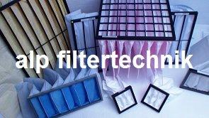 Preisvergleich Produktbild Taschenfilter 592x592x600 F7 Rahmen 25mm Pollenfilter Bagfilter Feinfilter Staubfilter Filterbeutel Küche Gastronomie Filterbox