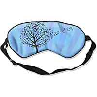 Music Tree 99% Eyeshade Blinders Sleeping Eye Patch Eye Mask Blindfold For Travel Insomnia Meditation preisvergleich bei billige-tabletten.eu