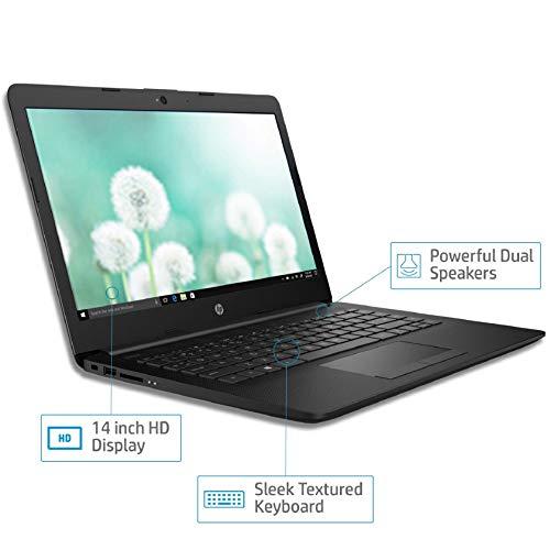 HP 14 Core i3 7th gen 14-inch Thin and Light Laptop (4GB/1TB HDD/Windows 10 Home/MS Office/Smoke Grey/1.59 kg), 14q-cs0014TU Image 3