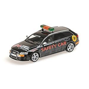 Minichamps - 400017290 - Vehículo Miniatura - Modelo para la Escala - RS6 - Safetycar 24 Du Mans 2009 - Escala 1/43