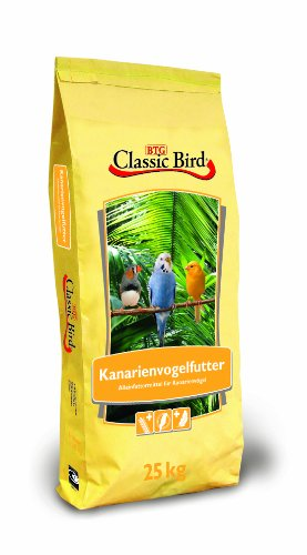 Classic Bird 25150 Kanarienvogelfutter 25 kg