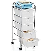 Rollcontainer bad kunststoff  Suchergebnis auf Amazon.de für: rollcontainer bad
