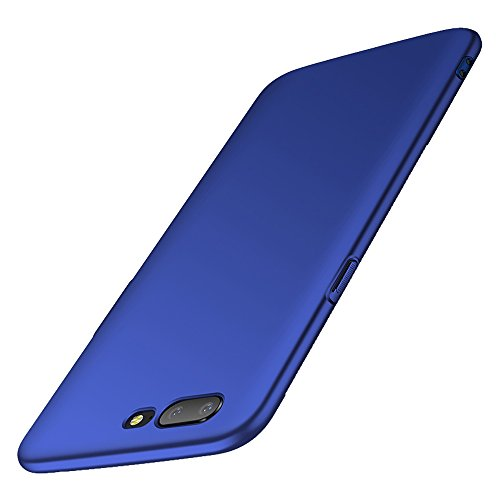 anccer Funda OnePlus 5 [Serie Colorida] [Ultra Delgado] [Anti-Drop] ultrafin Premium Carcasa OnePlus Five (Azul Liso)