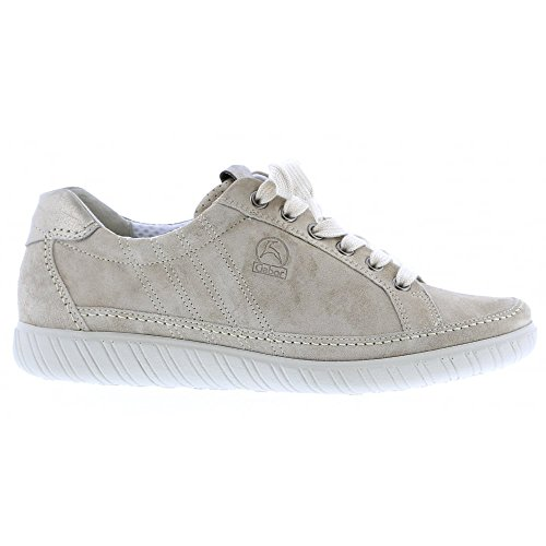 Gabor Comfort, Sneakers Basses Femme Beige (silk/mutaro 41)