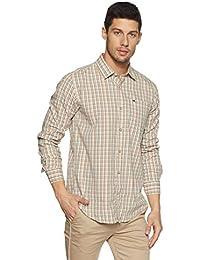 ead7ddc3a703 Peter England Men s Casual Shirts Online  Buy Peter England Men s ...