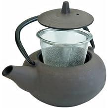 IBILI 620904 - Tetera hierro fundido Laos 0,4 l