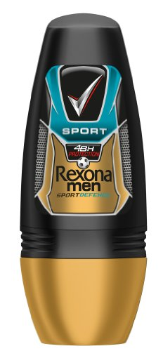 Rexona men sport Roll on, 3er Pack (3 x 50 ml)