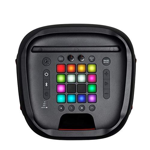 JBL Kabelloses Verbinden von zwei PartyBox-Lautsprechern und auch Stereo möglich