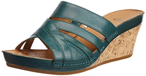 Clarks Women's Leather Slippers
