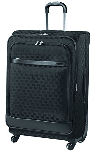 Savebag Square Valise, 74 cm, 88 L, Noir