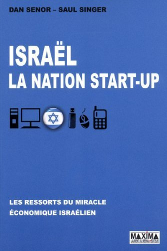 Isral : La nation start up de Dan Senor (2011) Broch