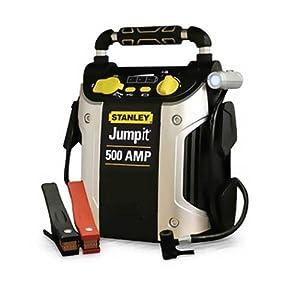 STANLEY Jump Starter con compresor y luz LED-modelo J5C09