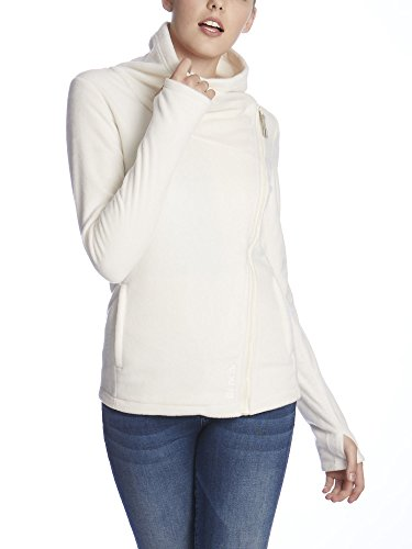 Bench Riskrunner B, Cardigan Donna, Elfenbein (Cream CR018), Large