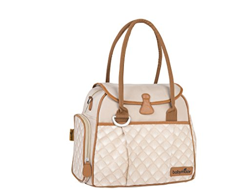 Babymoov Style A043562 - Bolso maternal, color marrón