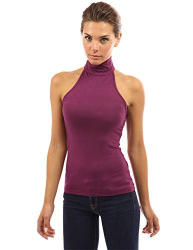 fcfc9122e5 ... Spitzen Babydolls Negligee Sexy Bodysuit. Details Zum Angebot ·  PattyBoutik Damen Rollkragen Top mit öffnenem Rücken ohne Ärmel
