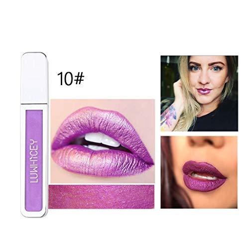 Premama Cleanse,Milani Cosmetics,Premama Wellness,Mode ImperméAble Brillant Liquide Rouge à LèVres CosméTique Sexy LèVre Brillant Maquillage Beauté