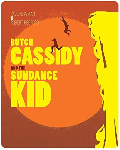 Butch Cassidy And The Sundance Kid: Steelbook Edition