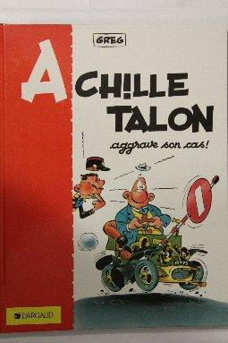 ACHILLE TALON TOME 2 : ACHILLE TALON AGG...