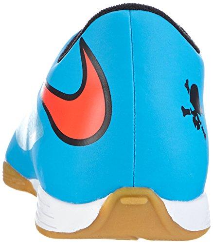 Nike - Hypervenom Phade Ic, Scarpe Da Calcio da uomo Blu (Blau (Clrwtr/Ttl Crmsn-Bl Lgn-Blk 484))