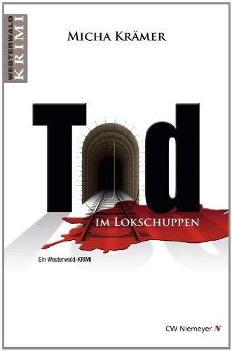 Buchseite und Rezensionen zu 'Tod im Lokschuppen' von Micha Krämer