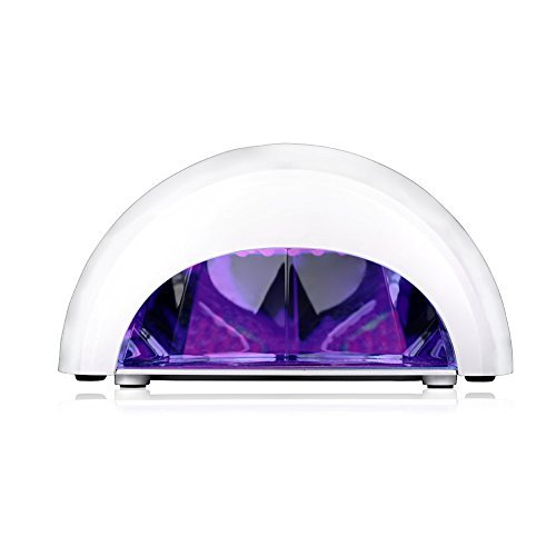 Pretty See 12W LED Nail Dryer Curing Nail Lamp for Fingernail and Toenail