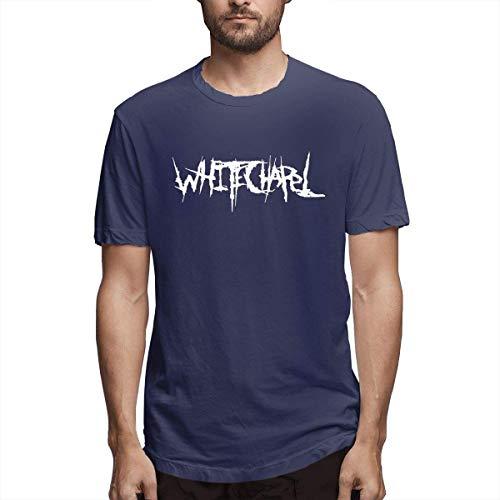 Whitechapel + -Band Retro Vintage Shirt Whitechapel T-shirts