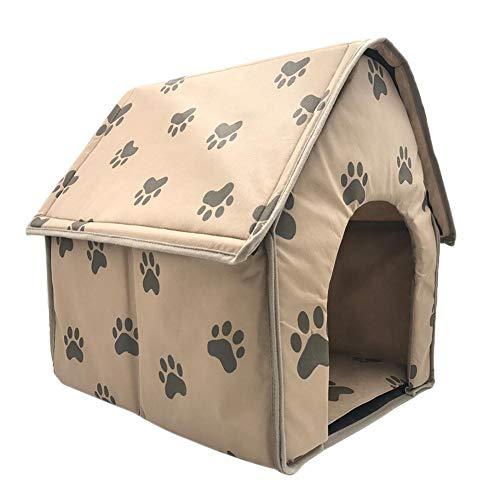 Hundebetten/Hundehütte / Katzenhöhle/Katzenhaus, Hohe Qualität Indoor Portable Faltbare Hund Zimmer Katzenhöhlen