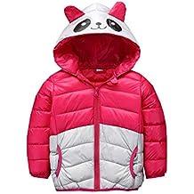 De Amazon Rojo Panda Chaquetas es xw86wqgH