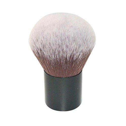 Pinceau de maquillage Portable - Visage Blush Brush - Cosmetic Powder Brush - Yogogo Fondation