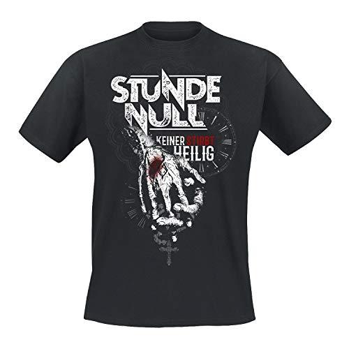 Stunde Null - Keiner stirbt heilig T-Shirt, Größe: 3XL -