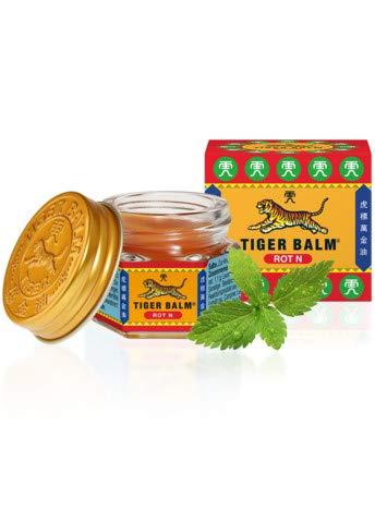 Tiger Balm Rot N Spar-Set 2x19,4g. Zur Förderung der Hautdurchblutung z.B. bei Rücken-, Muskel- und Gelenkschmerzen und zur Lockerung von Muskeln und Gelenken. Vegan.