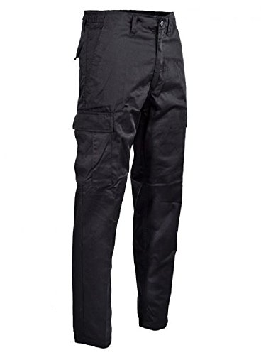 e US Style Rangerhose (Schwarz/L) ()