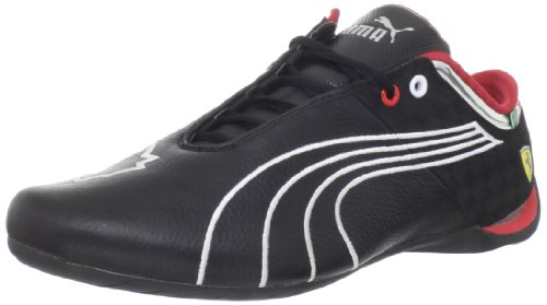 Puma - - Hommes Future Cat M1 Big Sf 102 o Chaussures Black-White-Rosso Co