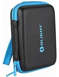 Olight® Taschenlampe Lampe Holster Case Tasche für verschiedene Modelle - Schwarz