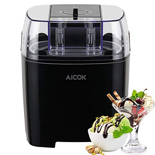 Aicok Ice Cream Maker, Frozen Yo...