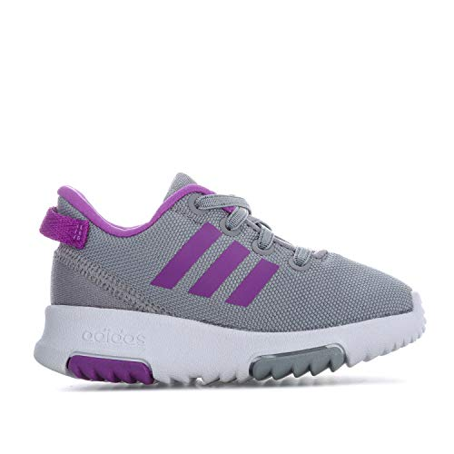 check out 536a1 ed9dc adidas Racer TR Inf, Baskets Mixte bébé, Multicolore (Gritre Pursho Ftwbla