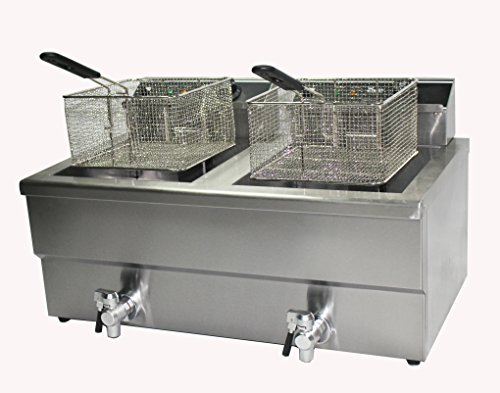 commercial-chip-fryer-electric-double-basket-twin-tank-fish-chip-fryers-10-litre-tank