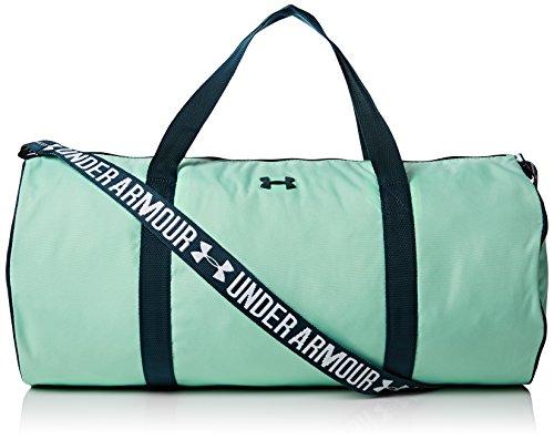 Under Armour Donna multi Sport borsa e bagagli/sport e borsone da viaggio UA FAVORITE BARREL DUFFEL, Verde, 56 x 26 cm, 28 litri, 1277406