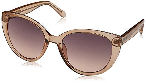 Fossil Damen Sunglasses Fos 3063/S 53X3Kth Sonnenbrille, Transparent, 53