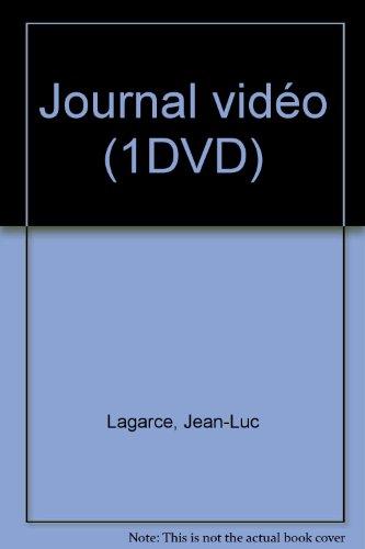 Journal vidéo (1DVD) par Jean-Luc Lagarce