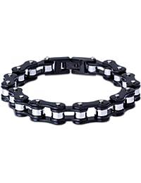 bracelet chaine moto bijoux. Black Bedroom Furniture Sets. Home Design Ideas