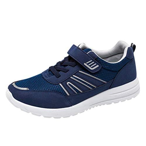 KERULA Sneakers, Unisex-Erwachsene Leichter Perforierter Low Top Offroad Sport Sneaker Laufschuhe Modische Paare LäSsig Atmungsaktiv Running Walking Sneakers Schuhe füR Damen & Herren