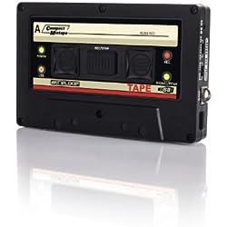 Reloop-Lecteur/graveur en format MP3 Forme de cassette