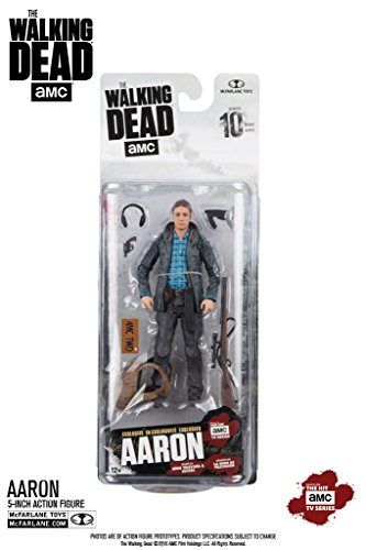 Image of Aaron (The Walking Dead) McFarlane 5 Inch Figure