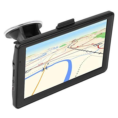 Keenso - Navegador GPS de coche con pantalla táctil universal HD de...